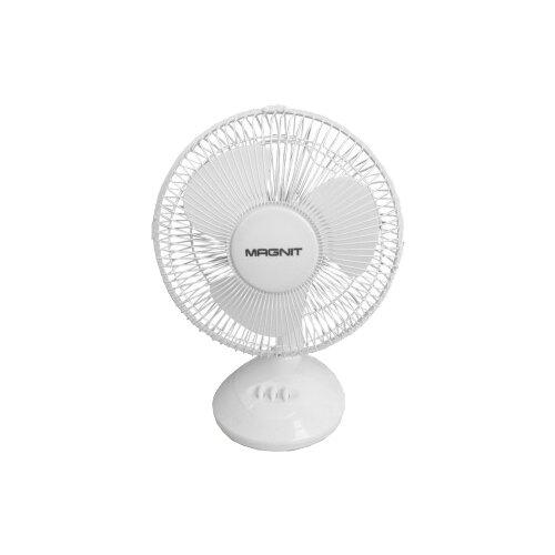 Настольный вентилятор MAGNIT ROF-4342, белый