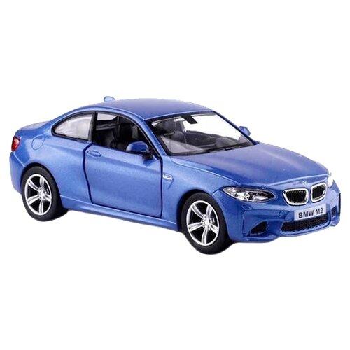 Купить Легковой автомобиль RMZ City BMW M2 (554034) 1:32 синий, Машинки и техника