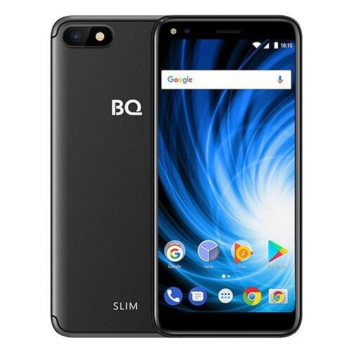Смартфон BQ 5701L Slim черный смартфон