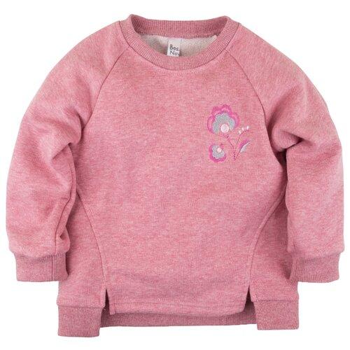Купить Свитшот Bossa Nova размер 98, меланж (розовый), Толстовки