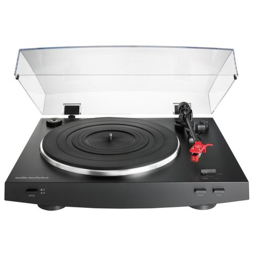 Виниловый проигрыватель Audio-Technica AT-LP3 черный
