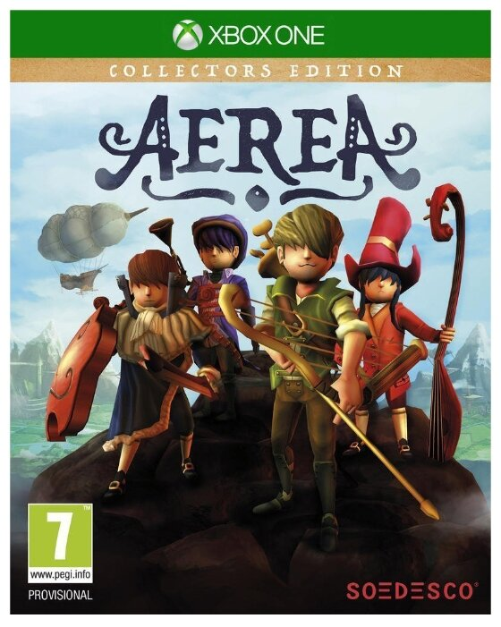 Soedesco AereA Collectors Edition