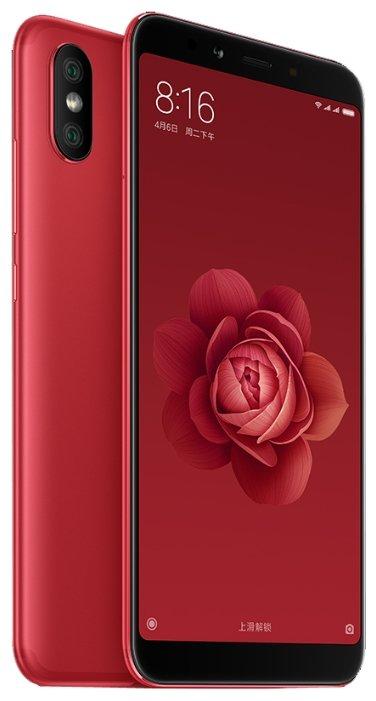 Смартфон Xiaomi Mi6X 4/64GB