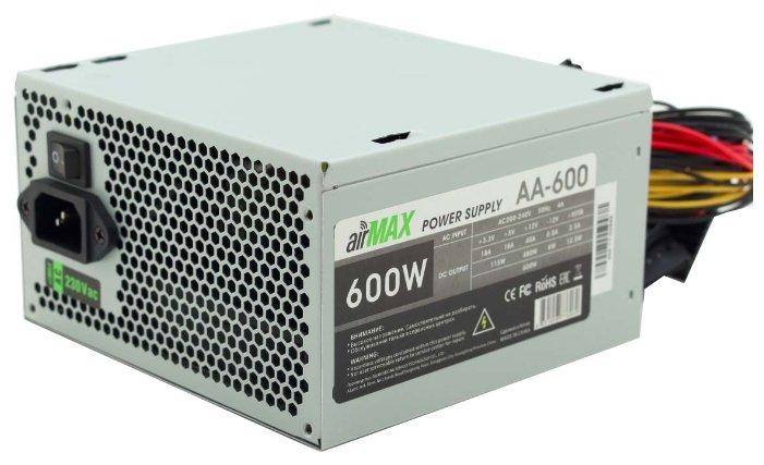 Блок питания Airmax AA-600 600W