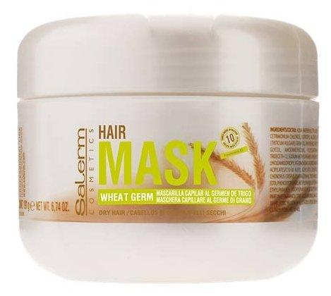 Salerm Cosmetics Масло зародышей пшеницы Капиллярная маска для волос