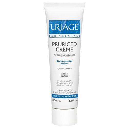 Крем для тела Uriage Pruriced Cream Крем успокаивающий противозудный для лица и тела, 100 мл урьяж мицеллярная вода очищающая для кожи склонной к покраснению 250 мл uriage гигиена uriage