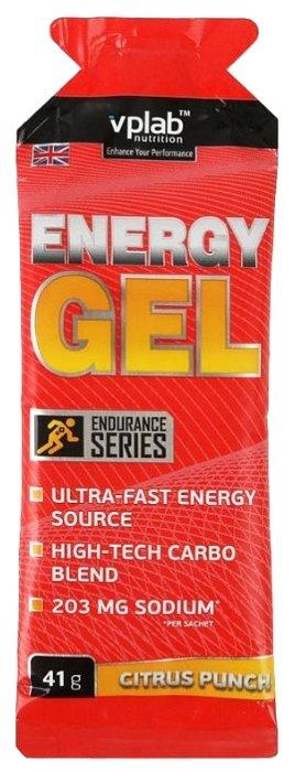 Предтренировочный комплекс VP Laboratory Energy Gel (41 г)