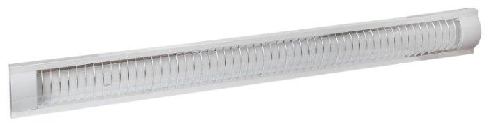 Светильник De Fran TL-3017 G (2*36Вт) 123 см
