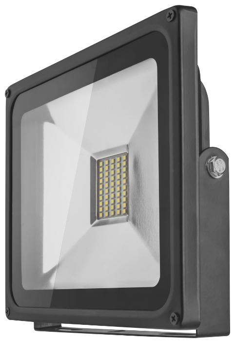 Cветодиодный LED прожектор Онлайт 50W (Вт) 6000K 4000lm IP65 285x235x62 176-264 71660 OFL