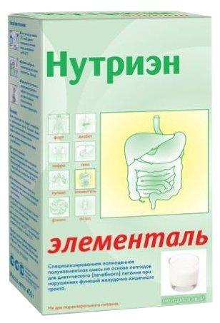 Нутриэн Элементаль сухая смесь 400 г