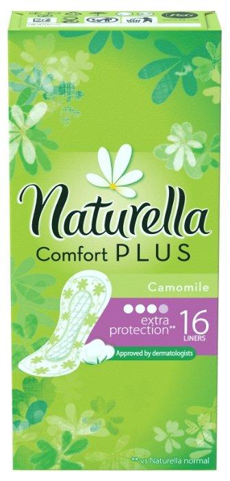 Naturella прокладки ежедневные Camomile Comfort Plus