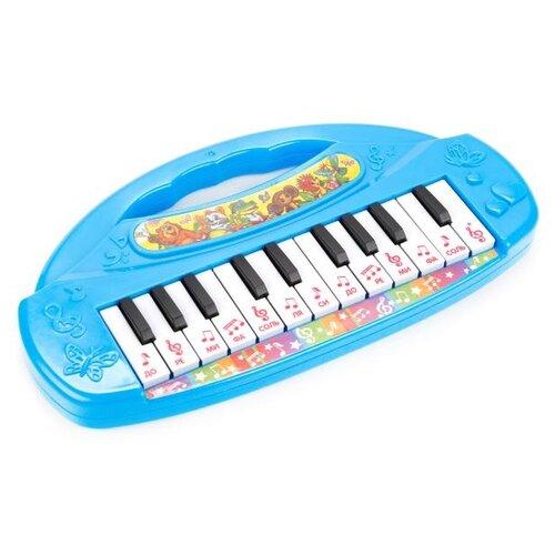 Умка пианино B1434781-R1 голубойДетские музыкальные инструменты<br>