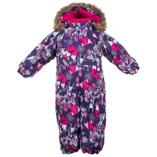Комбинезон Huppa Keira 31920030-818 размер 62, 81873 dark lilac pattern outdoor checked pattern artificial wool fringed shawl scarf