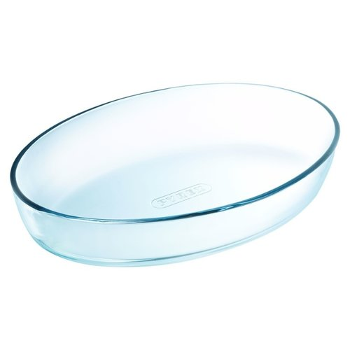 Форма для запекания Pyrex 347B000, 4 л (39х27х6 см) форма овальная 4 0л 39x27 см pyrex classic 347b000