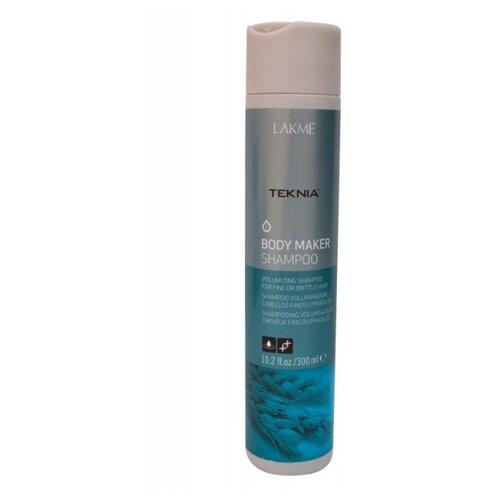Купить Lakme шампунь Teknia Body maker для волос, придающий объем 300 мл