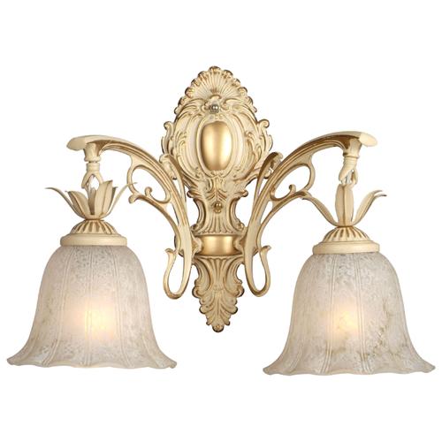 Настенный светильник De Fran YP2-3232-2WCR