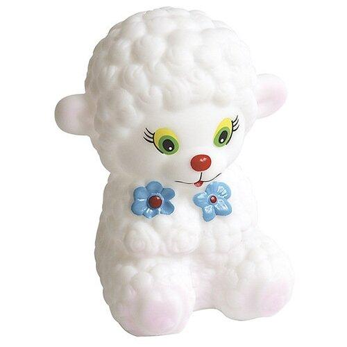 Игрушка для ванной Пома Овечка (3219) белый игрушка для ванной пома игрушка с пищалкой бычок 1 шт 12 3519