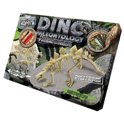 Купить Набор для раскопок Danko Toys Dino Paleontology № 1, Наборы для исследований