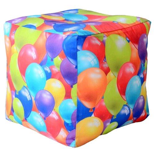 MyPuff пуфик-мешок Воздушные шары мультицветКресла-мешки<br>