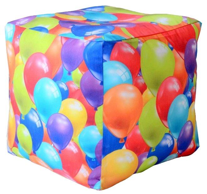MyPuff пуфик-мешок Воздушные шары мультицвет