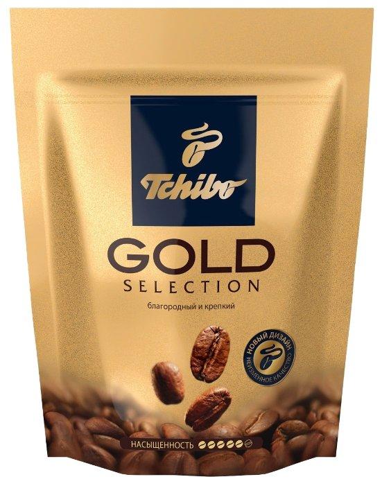 """Кофе Tchibo """"Gold"""", растворимый, 75 гр"""