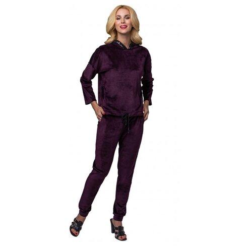 Комплект Lelio размер L фиолетовый