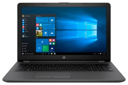 "Ноутбук HP 250 G6 (3QM26EA) (Intel Core i3 7020U 2300 MHz/15.6""/1366x768/4Gb/500Gb HDD/DVD-RW/AMD Radeon 520/Wi-Fi/Bluetooth/Windows 10 Home)"