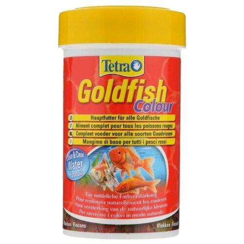 Сухой корм для рыб Tetra Goldfish Colour 100 мл сухой корм для рыб tetra goldfish energy 100 мл