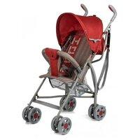 Прогулочная коляска Baby Care Hola (2018) красный