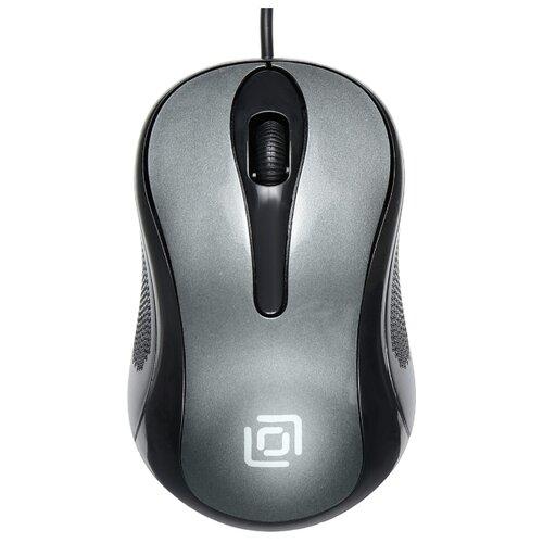 Мышь Oklick 385M Silver USB