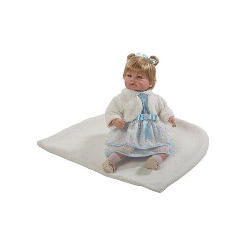 Купить Пупс Munecas Berbesa Sara, 50 см, 5207А, Куклы и пупсы