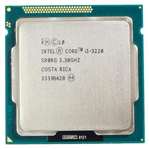 Купить Процессор Intel Core i3-3220 Ivy Bridge (3300MHz, LGA1155, L3 3072Kb) по выгодной цене на ...