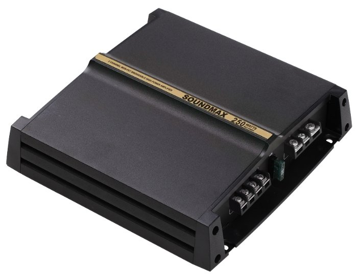Автомобильный усилитель SoundMAX SM-SA6023