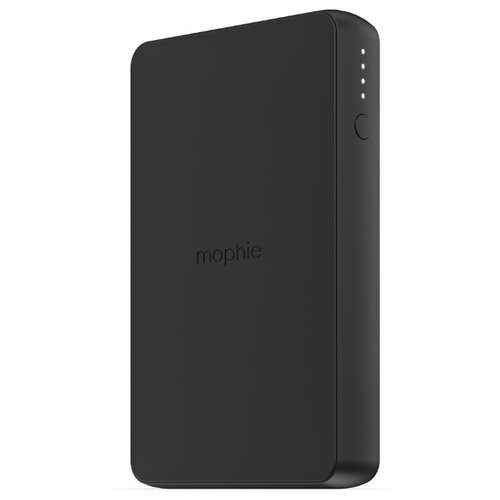 Аккумулятор Mophie Charge stream powerstation wireless 6040 mAh черный