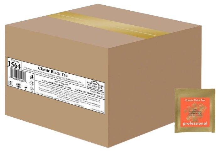 Купить Чай черный Ahmad tea Professional Classic в пакетиках, 600 г, 300 шт. по низкой цене с доставкой из Яндекс.Маркета (бывший Беру)
