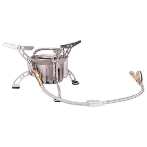 Горелка KOVEA KB-0603 Booster +1 серебристый горелка kovea tkb 9209