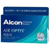 Ежемесячные линзы Air Optix Aqua 3 pk