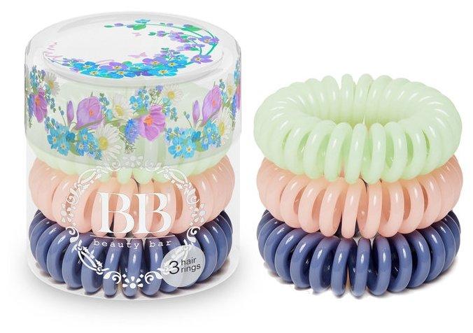 Резинка Beauty Bar браслет 3 шт.