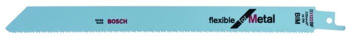 Пильное полотно для сабельной пилы BOSCH S1122BF 2 шт.
