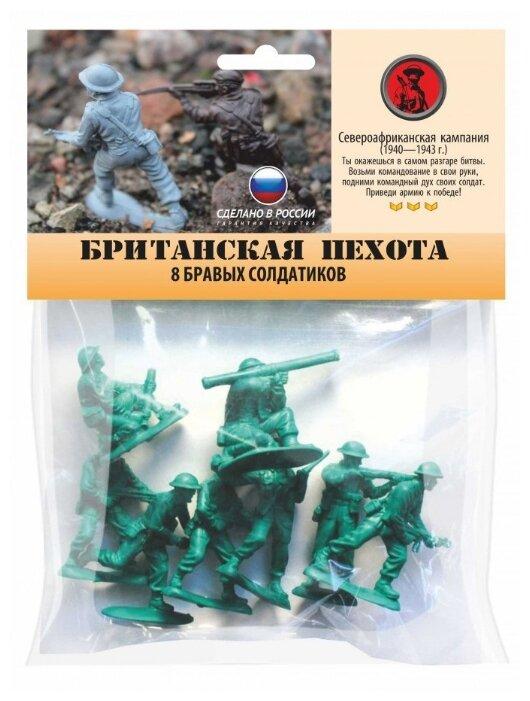 Набор фигурок Биплант Британская пехота