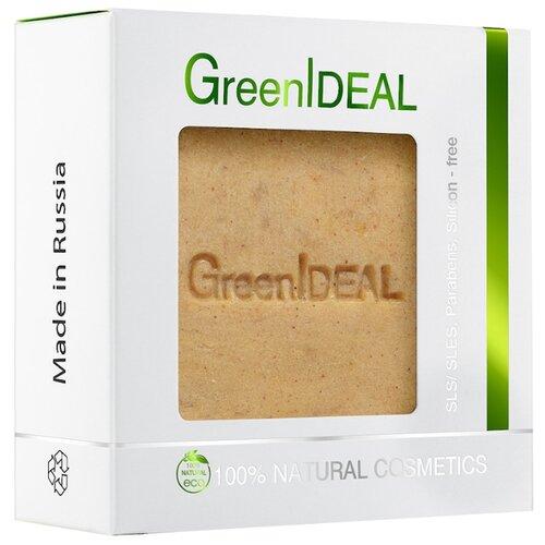 Кусковое мыло GreenIdeal персиковое 100 гМыло<br>