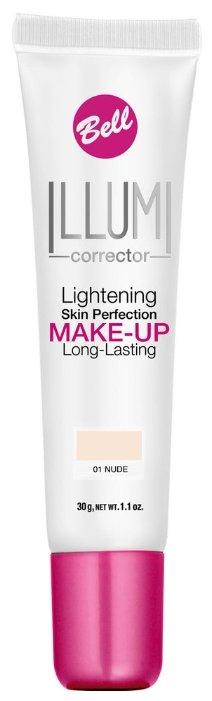 Bell Тональный флюид Illumi Lightening Skin Perfection Make-up 30 мл