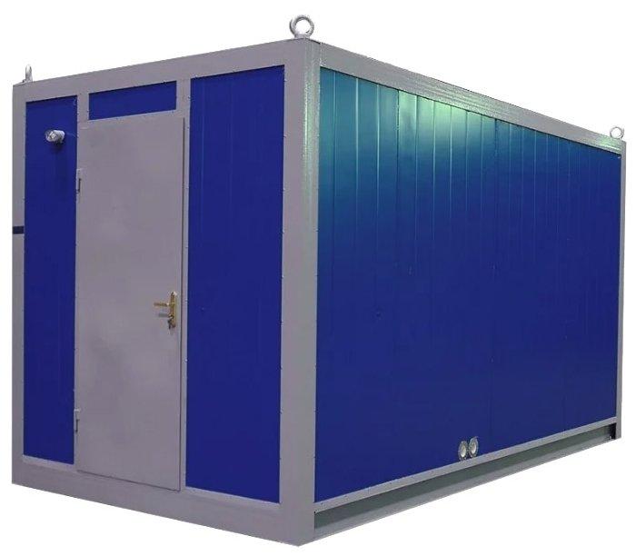 Дизельный генератор Cummins C90 D5 в контейнере (65600 Вт)