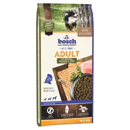 Сухой корм для собак Bosch Adult 15 кг