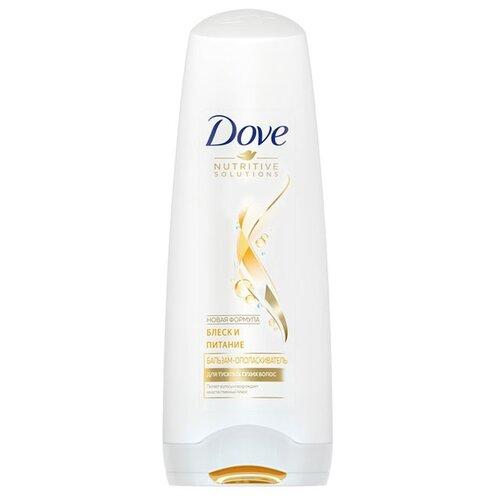 Dove бальзам-ополаскиватель Nutritive Solutions Блеск и питание, 200 мл