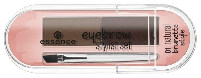 Essence Набор для моделирования бровей Eyebrow Stylist Set