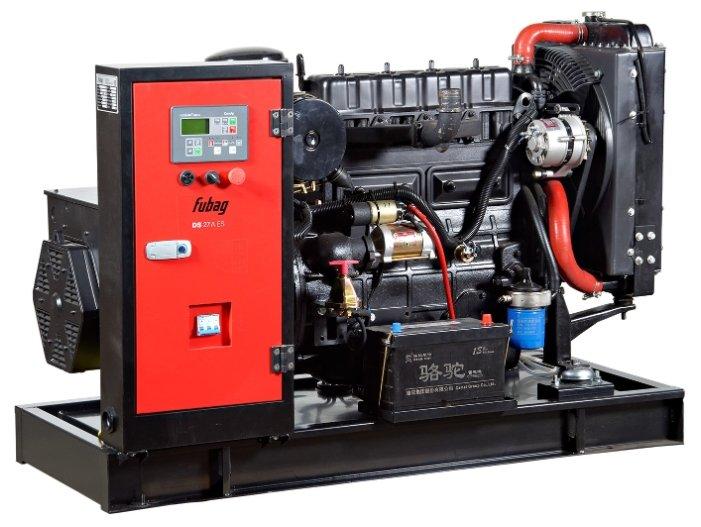 Дизельная электростанция Fubag DS 27 A ES