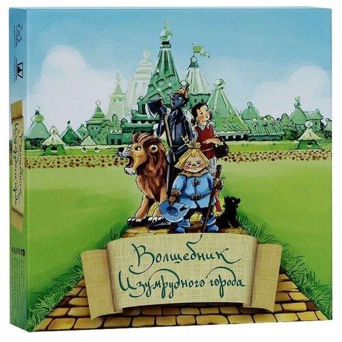 Настольная игра Magellan Волшебник Изумрудного города MAG00774 александр волков волшебник изумрудного города ил а власовой