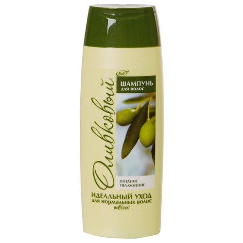 Купить Bielita шампунь Оливковый Питание и Увлажнение для нормальных волос, 500 мл