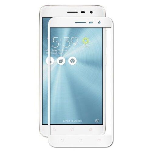 Защитное стекло CaseGuru для Asus Zenfone 3 ZE552KL white защитное стекло caseguru для asus zenfone 2 5 0 ze 500 ml